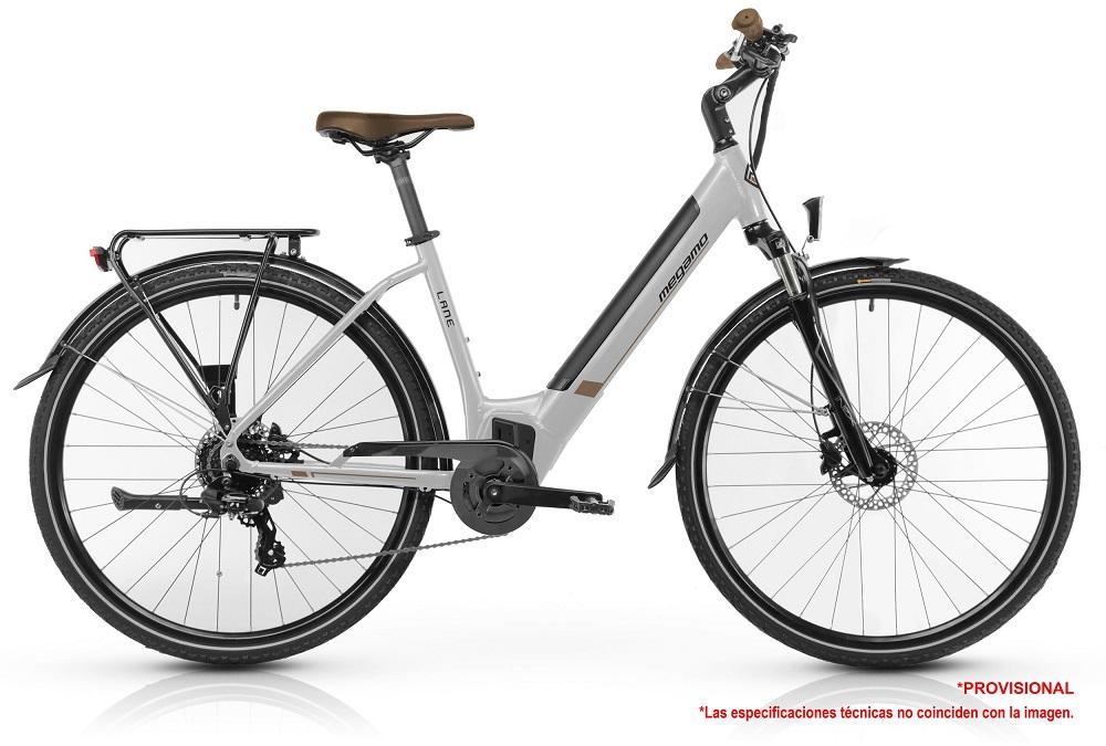 Vélo batterie intégrée